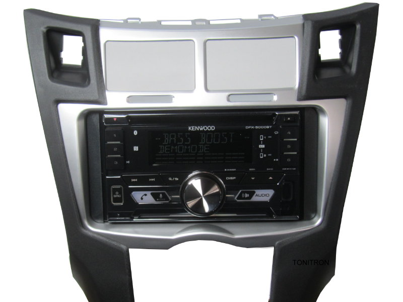 toyota yaris xp9 usb cd mp3 radio bluetooth einbau set. Black Bedroom Furniture Sets. Home Design Ideas