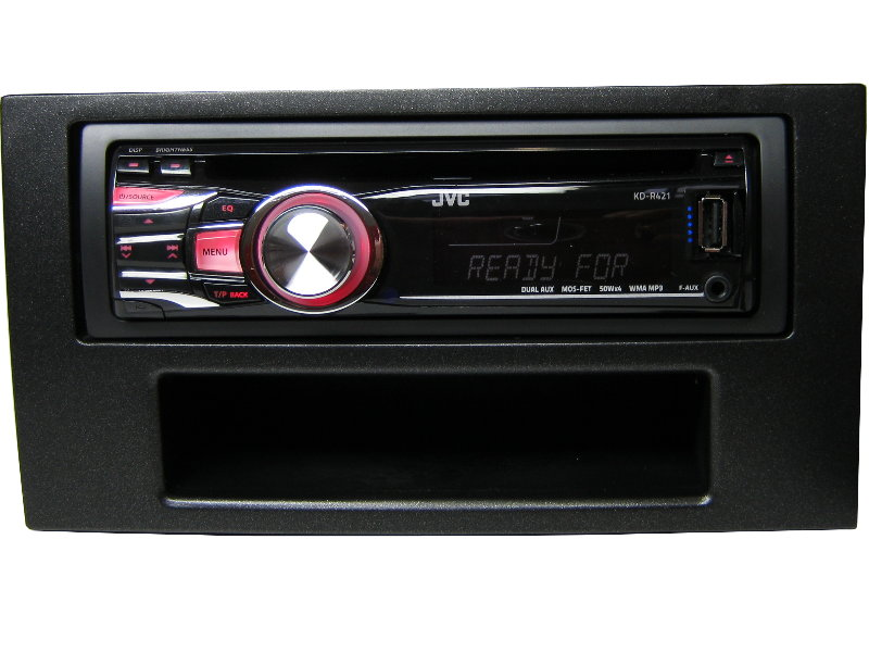 cd mp3 usb radio ford fiesta ab baujahr 11 2005 autoradio. Black Bedroom Furniture Sets. Home Design Ideas