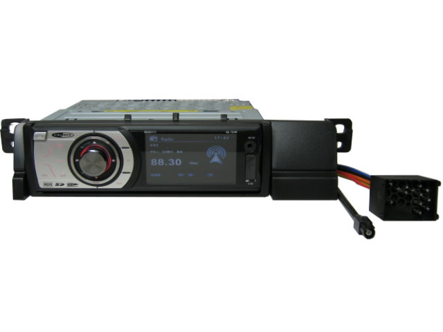 dvd usb sd mp3 cd radio bmw 3er e46 lcd tft 4 x 75 watt ebay. Black Bedroom Furniture Sets. Home Design Ideas