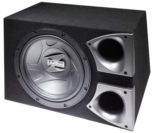 axton 10 zoll 25 cm basskiste subwoofer bass kiste ebay. Black Bedroom Furniture Sets. Home Design Ideas