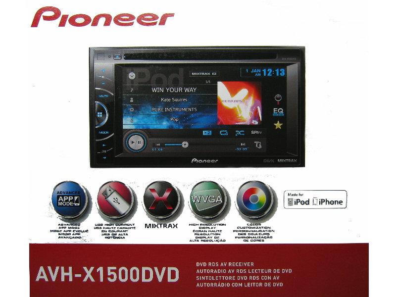 pioneer avh x1500 wiring diagram pioneer avh x1500dvd wiring diagram elsavadorla