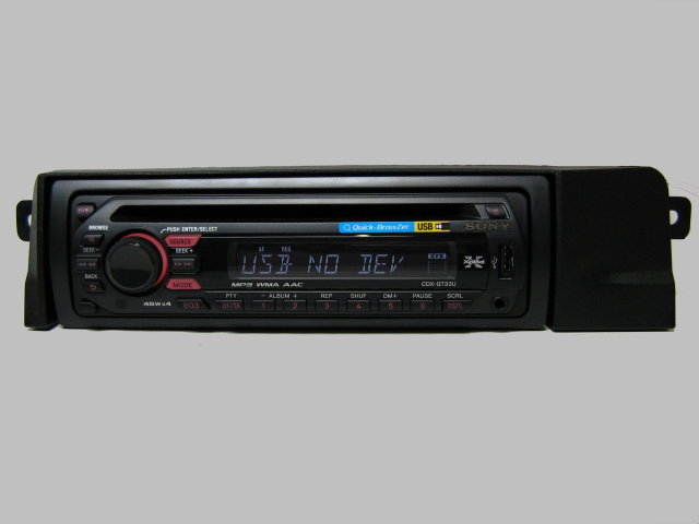 cd mp3 usb radio bmw e46 3er sony kombi coupe e 46 ebay. Black Bedroom Furniture Sets. Home Design Ideas