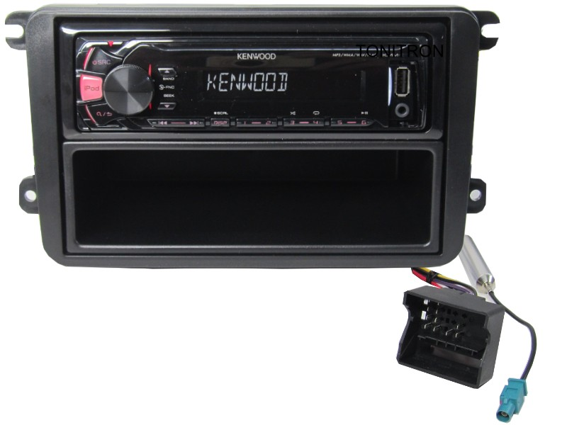 usb mp3 rds autoradio radio vw golf 5 6 polo caddy bus 4 x. Black Bedroom Furniture Sets. Home Design Ideas
