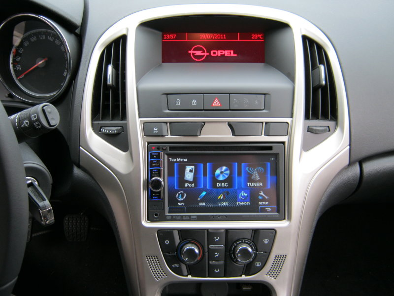 dvd usb aux in mp3 autoradio opel astra j sports tourer ebay. Black Bedroom Furniture Sets. Home Design Ideas
