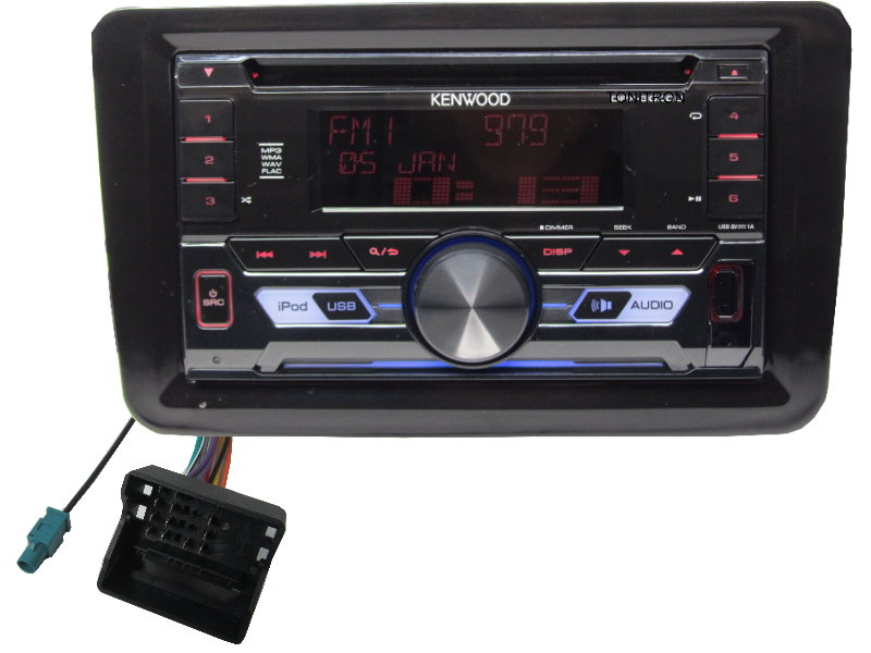 cd mp3 usb ipod radio vw passat seat golf 5 6 plus can bus lenkradfernbedienung ebay. Black Bedroom Furniture Sets. Home Design Ideas