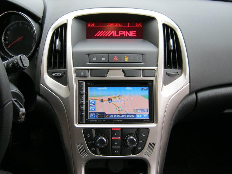 DVD Navi USB Bluetooth Opel Astra J Sports Tourer DVIX | eBay