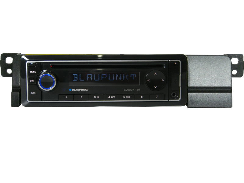 blaupunkt usb aux in rds cd mp3 autoradio tuner radio set. Black Bedroom Furniture Sets. Home Design Ideas