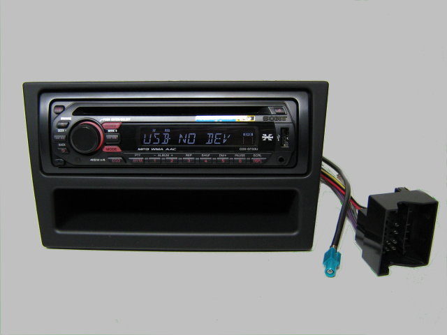 cd mp3 usb radio opel corsa c radio radioblende bis. Black Bedroom Furniture Sets. Home Design Ideas