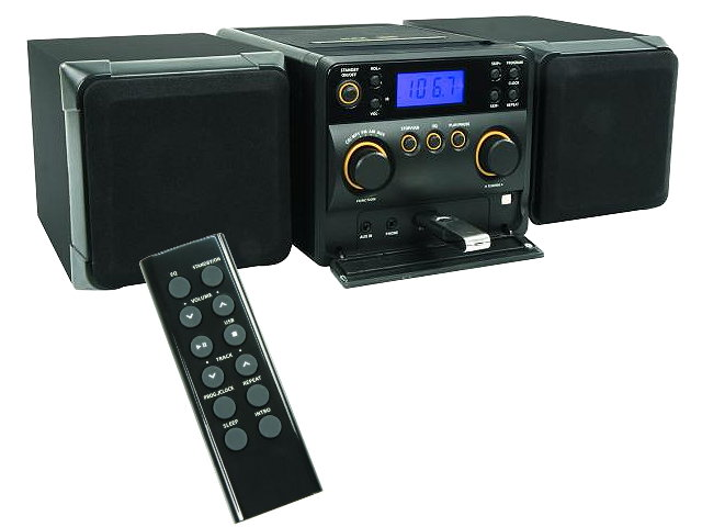micro usb cd tuner anlage mp3 radio f r k che bad ebay. Black Bedroom Furniture Sets. Home Design Ideas