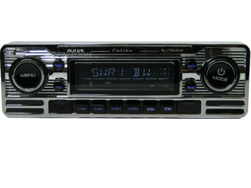 usb cd mp3 retro design oldtimer autoradio mercedes benz. Black Bedroom Furniture Sets. Home Design Ideas