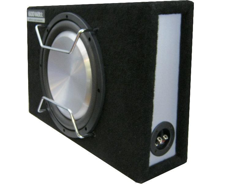 subwoofer flach kompakt car 30 cm bass super slim 600 watt. Black Bedroom Furniture Sets. Home Design Ideas