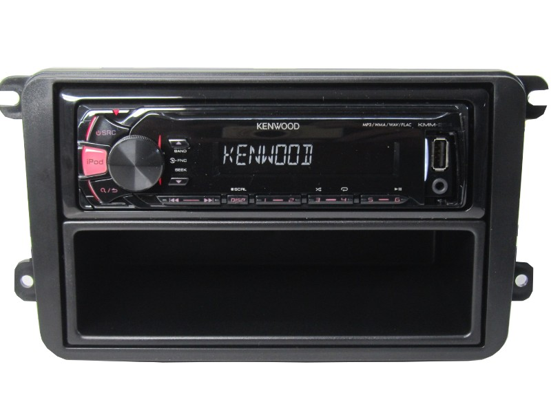 usb autoradio blende radio vw touran radioblende stecker. Black Bedroom Furniture Sets. Home Design Ideas