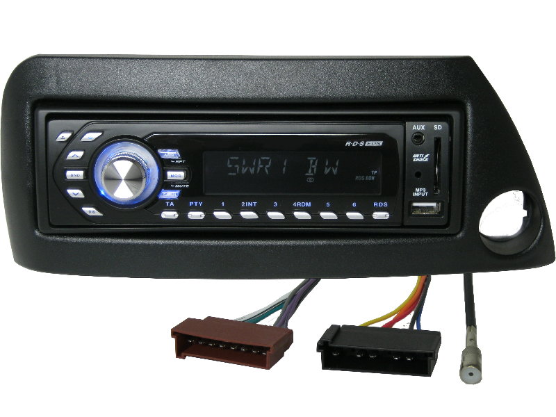 usb mp3 radio tuner ford ka street ka autoradio ebay. Black Bedroom Furniture Sets. Home Design Ideas