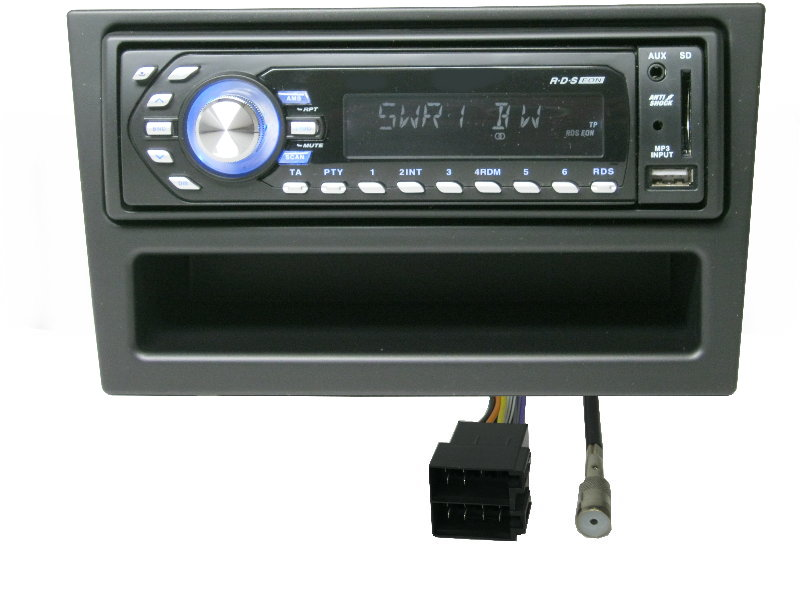 usb mp3 tuner autoradio opel corsa c radio radioblende bis 2004 ebay. Black Bedroom Furniture Sets. Home Design Ideas