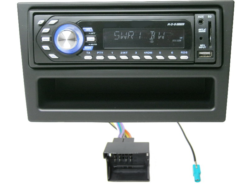 usb mp3 radio opel astra h corsa d zafira b set ebay. Black Bedroom Furniture Sets. Home Design Ideas