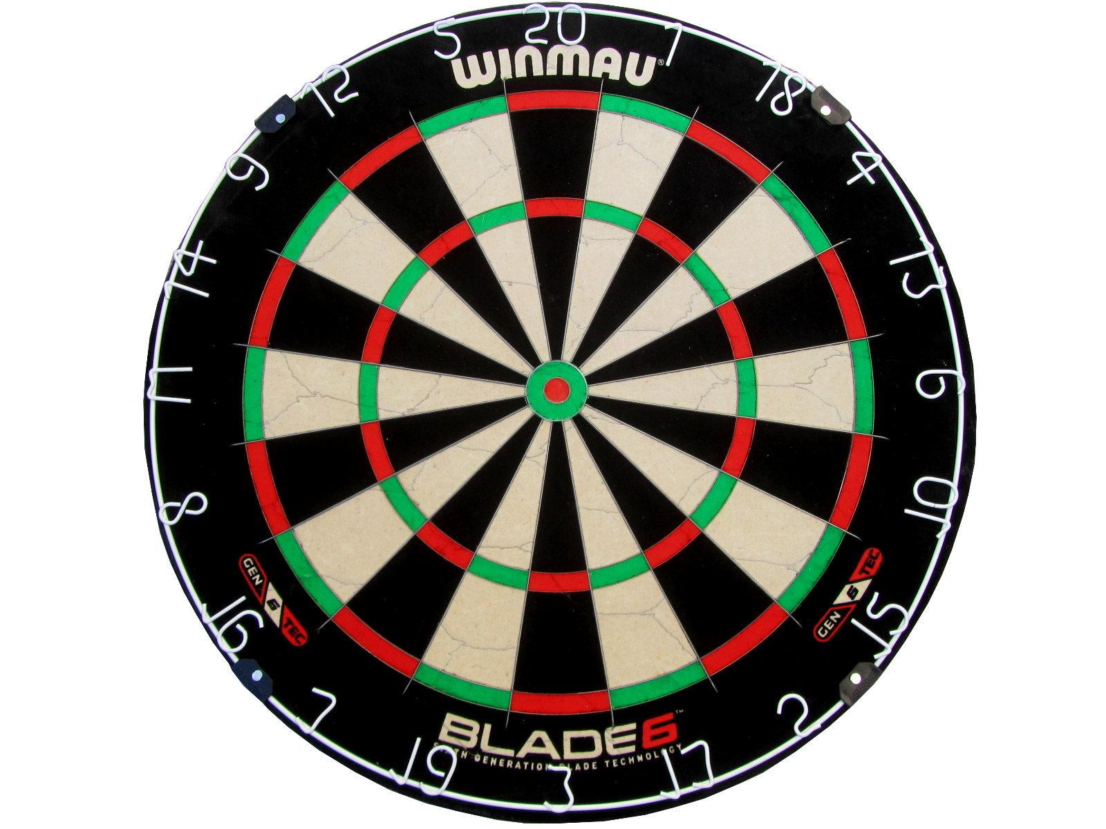 Winmau Blade 5 Board  Dart komplett Set Dartscheibe Dartständer Dartteppich